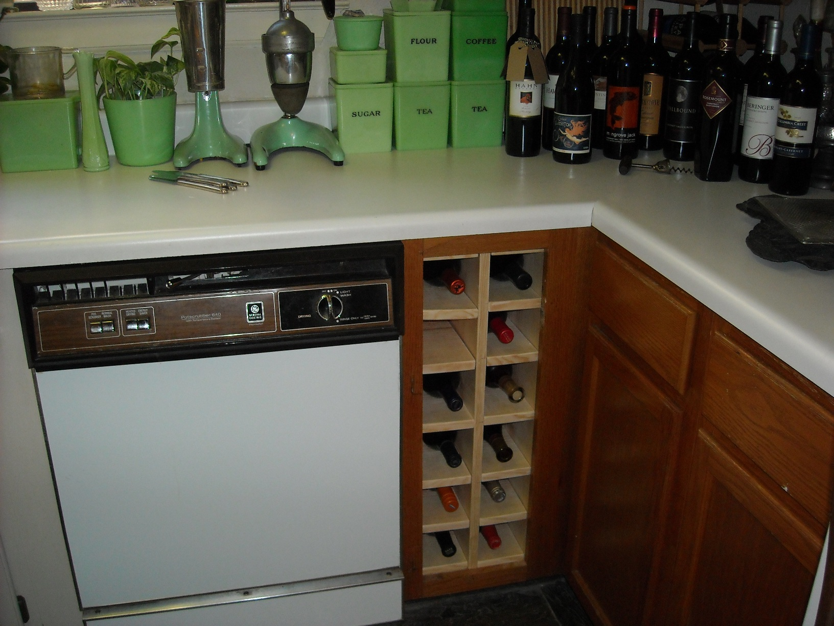Base Cabinet Wine Rack Marcuscable Com